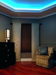 crown moulding lighting. Cove Molding Lighting. How To Install Lighted Crown With Led Up Moulding Lighting