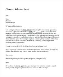 Recommendation Letter For A Friend Template Character Reference Letter For A Friend Template Nz Sample