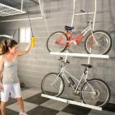 diy bike rack garage ceiling bike rack simple garage homemade hanging bike rack for garage