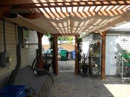 backyard shade the garden glove