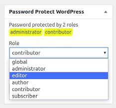 WordPress Password Protect Page Plugin – WordPress plugin ...