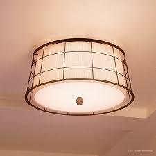 flush mount ceiling lighting