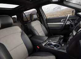 2018 ford explorer interior. beautiful ford 2018 ford explorer interior with ford explorer interior