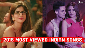 2018 Top 20 Most Viewed Indian Bollywood Songs On Youtube