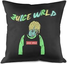 Shei Blance Square Throw Pillow Cases ...