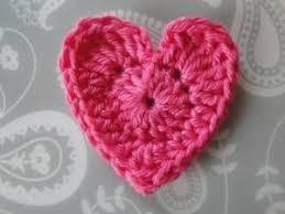Heart Crochet Pattern Adorable How To Crochet A Heart