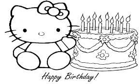 card hello kitty birthday card template printables hello kitty birthday card template