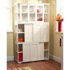 sliding wood doors stackable storage cabinet multiple colors com