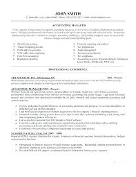 resumes for accountants and financial professionals accounting manager resume accounting manager sample resume click