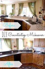 Diy Kitchen Countertops 9 Diy Countertop Makeovers