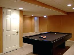 Finished basement lighting No Ceiling Finished Basement Lighting Impressive Inspiration Basement Lighting Low Ceiling Finishing Low Ceiling Semi Finished Basement Lighting Home Design Ideas Finished Basement Lighting Impressive Inspiration Basement Lighting