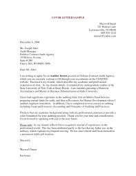 cover letter to audit firm cover letter examples cover letter sample resume for an accountant