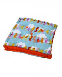 floor cushions for kids. Cotton Birds On Wire Floor Cushion Cushions For Kids O