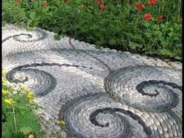Small Picture 21 Cool Pebble Pathway Design Ideas for Lavishly Garden YouTube
