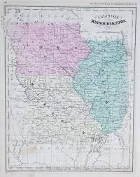 map of illinois iowa missouri ()