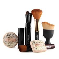 maange 10pcs makeup brushes set puff foundation eye blush brush cosmetic cream powder at banggood sold out