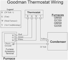 goodman replacement furnace motor wiring diagram wiring diagrams lol