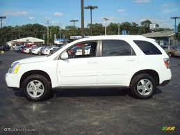2008 Summit White Chevrolet Equinox LT #15386679 | GTCarLot.com ...