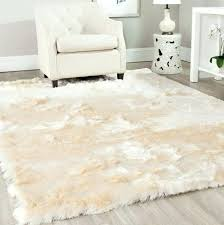 white fluffy rugs incredible fluffy area rug rugs ideas with regard to white plush regarding large white fluffy rugs
