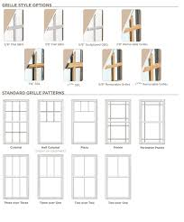 Ply Gem Window Size Chart Cofer Brothers Windows Cofer Brothers