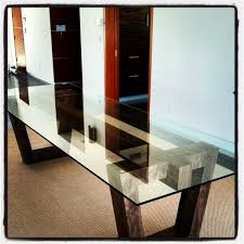 19 glass dining room table bases diy table base for glass top marvelous cool dining pedestal