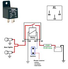 wiring help harley davidson forums 12v Relay Wiring Diagram Spotlights wiring help aansluitschema relais jpg 12V Relay Schematic