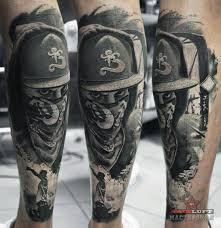 татуировка в салоне Grinluft комсомольская правда