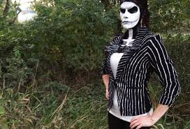 costume tutorial jack skellington from nightmare before