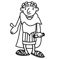 Romeinen Kleurplaten Kleurplatenpaginanl Boordevol Coole