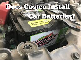 Does Costco Install Car Batteries Costco Central