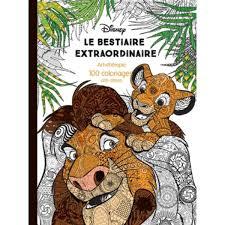 Hachette Pratique 100 Coloriage Anti Stress Le Bestiaire
