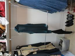 full size of closet standards needed charming standard dresses rod clothes below hanger dress height triple