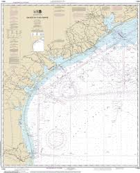 Noaa Chart Galveston To Rio Grande 11300