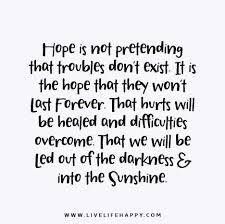 Love And Hope Quotes Fascinating Download Quotes For Hope And Love Ryancowan Quotes