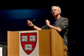 philosopher peter singer discusses effective altruism   news   the    the most good you can do  philosopher peter a  d  singer