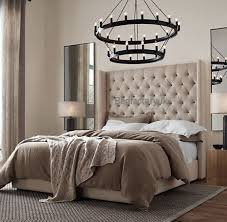 king size tufted headboard king wingback headboard modern collection in tufted best ideas about