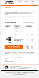 Confirmation Of Receipt Template Confirmation Email Design Google Search Emails Transactional 20