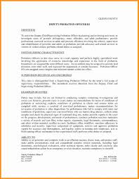 Probation Officer Resume 24 Probation Officer Resume Sample Lock Resume 11