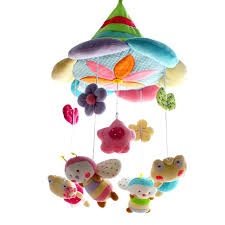 mobile crib s al baby rotating box toys new rattle attachment clamp canada