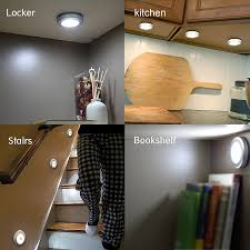 under stairs lighting. Amazon.com: OTTFF Motion Sensor Kitchen LED Cabinet Lighting Light Battery Powered Anywhere Night Light,Wireless Wall Puck Lights For Entrance,Basement Under Stairs