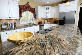 beautiful kitchen countertop ideas what are the best granite colors for white cabinets