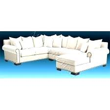brown leather sectional with nailhead trim sofa 4 nail head velvet chaise lounge in a beautiful