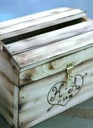 large wedding card box with lock and key lockable on cardholder wooden slot locking ideas card reader lock box