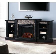 electric fireplace with shelves copper grove hay river black faux stone electric fireplace with bookcases corner