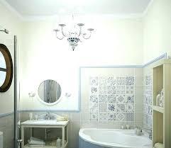 exotic bathroom chandelier lighting brushed nickel wide crystal inside inspirations 25