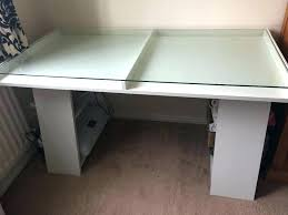 office table with glass top. Office Desk Glass Top Desks Table Furniture . With