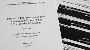 Mueller Color Chart Whats In The Mueller Report Cnn Breaks It Down