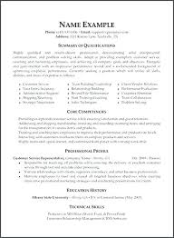 Tips To Writing A Good Resume Nmdnconference Com Example Resume