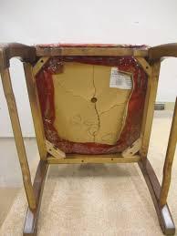 dining chair repair