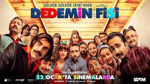 Dedemin Fişi izle | Dedemin Fişi Filmi 2016 Komedi Filmleri - SineFocus